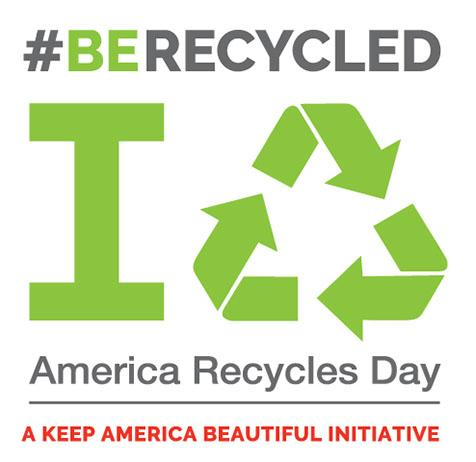 America Recycles Day 2019 2