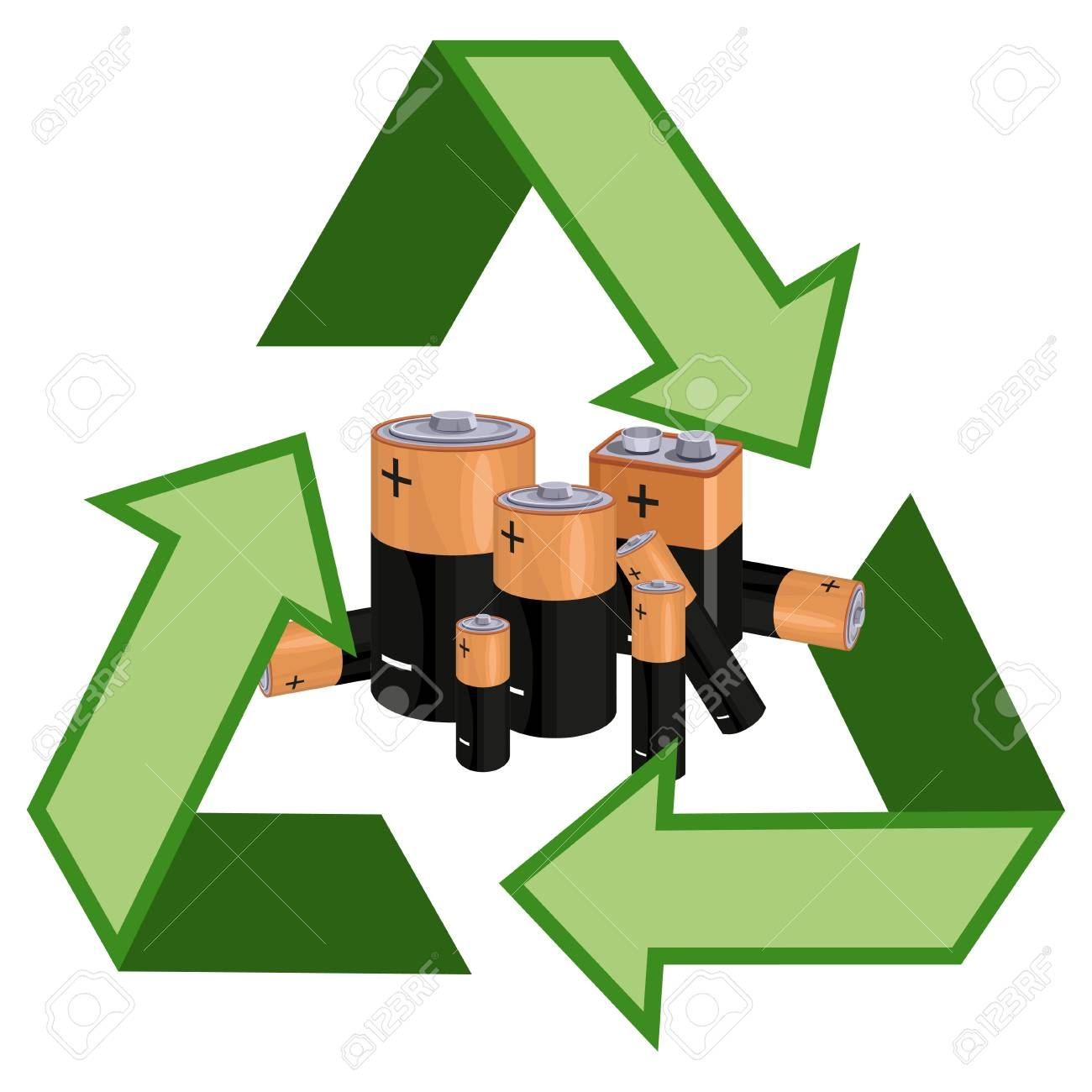 recycle batteries