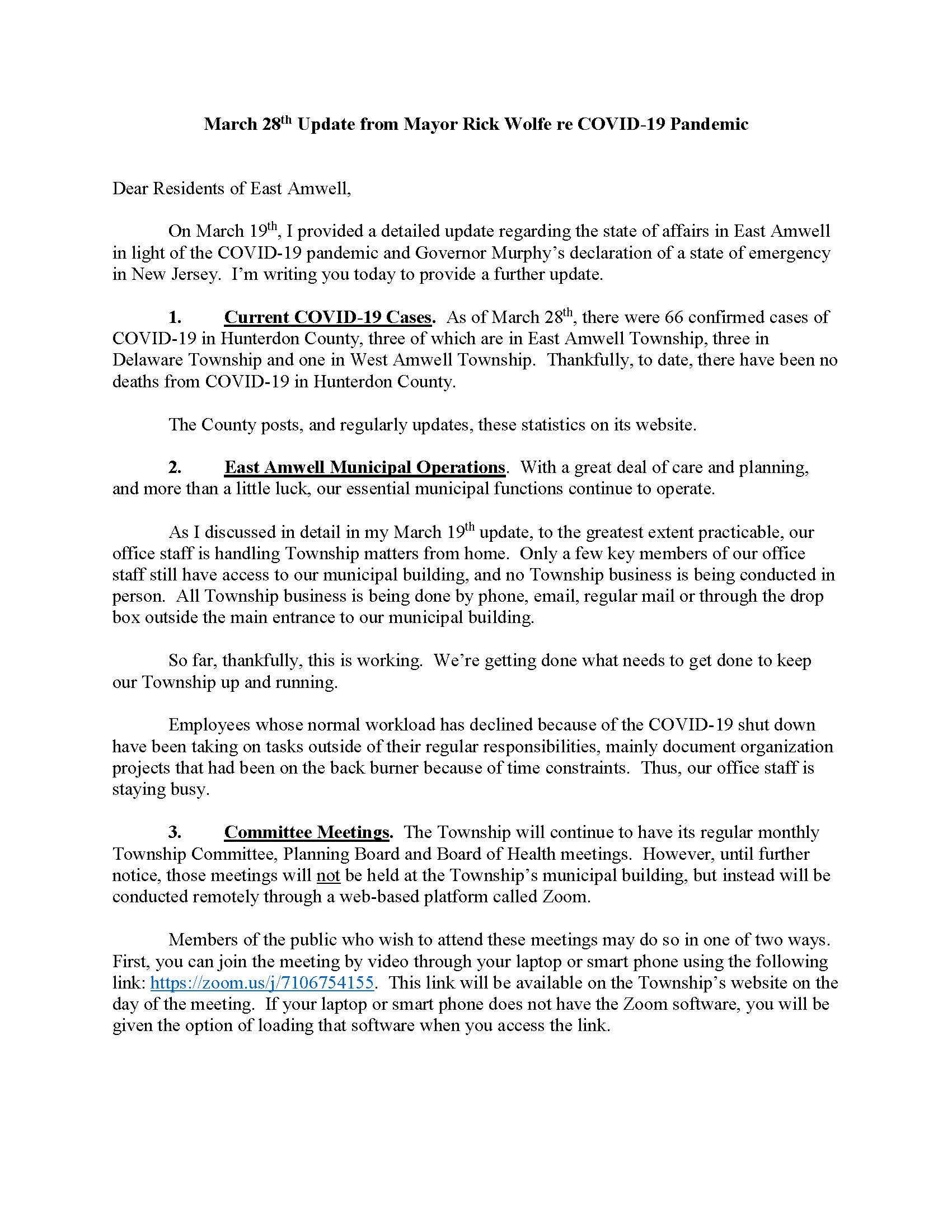 RAW (East Amwell)_  3_28_2020 Update to Residents re COVID-19 Matters (1)_Page_1