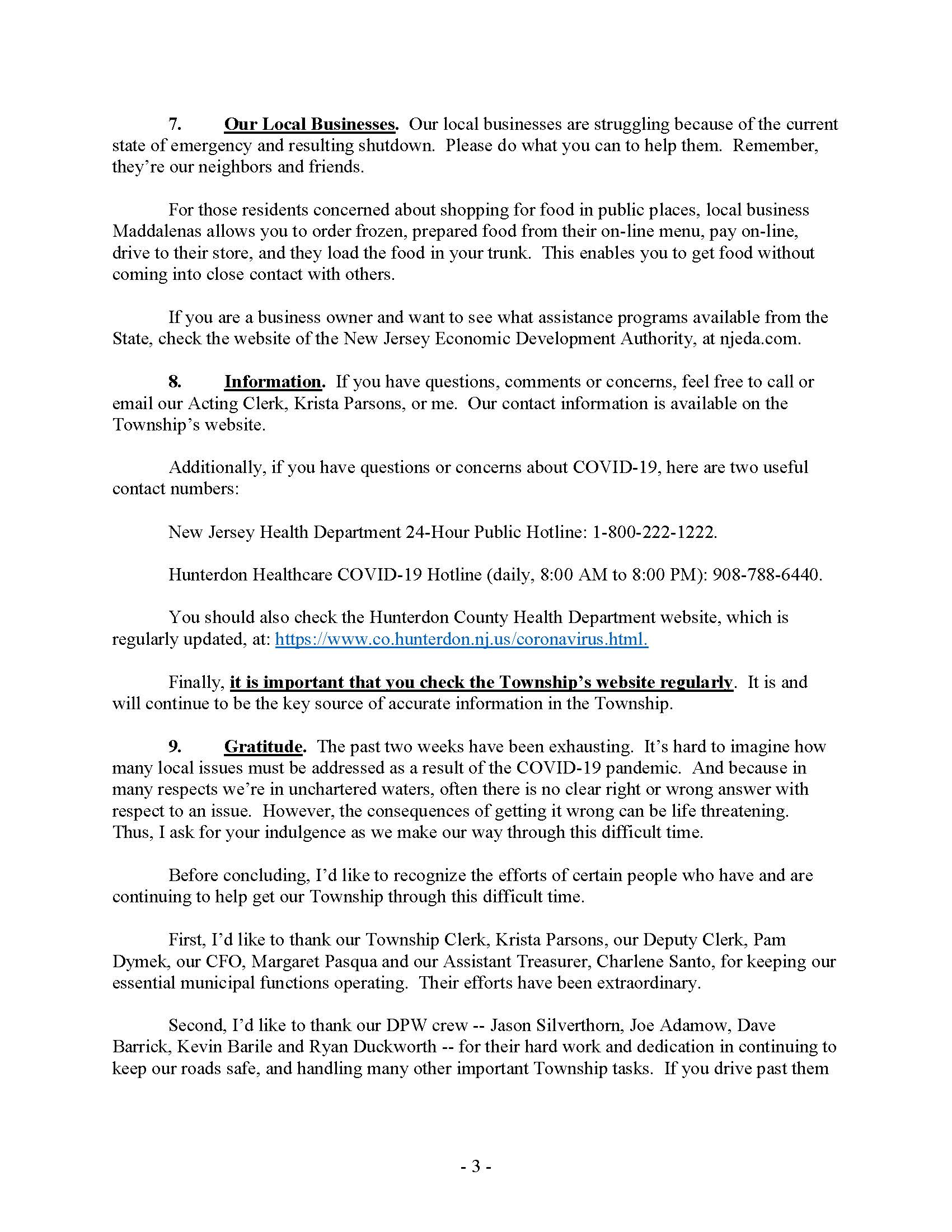 RAW (East Amwell)_  3_28_2020 Update to Residents re COVID-19 Matters (1)_Page_3