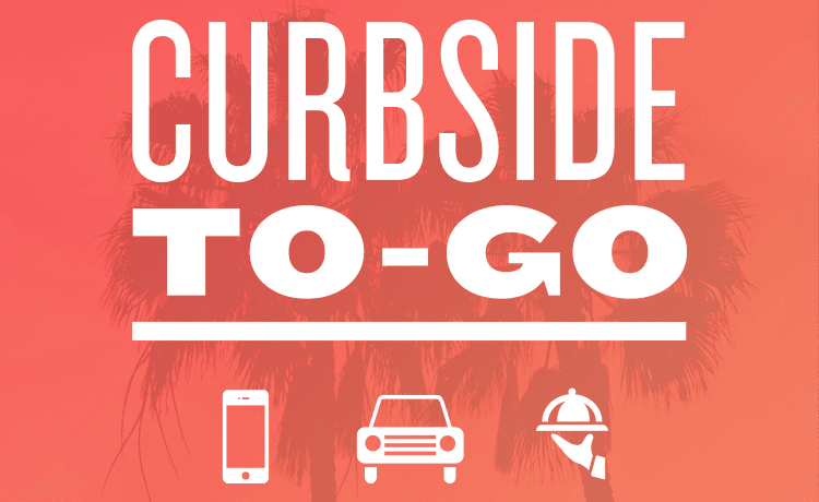 Curbside to go